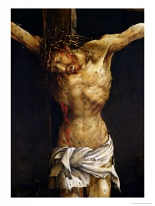 matthias-grc3bcnewald-christ-on-the-cross-detail-from-the-central-crucifixion-panel-of-the-isenheim-altarpiece