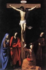 Crucifixion, Mother Mary at the Foot of the Cross
