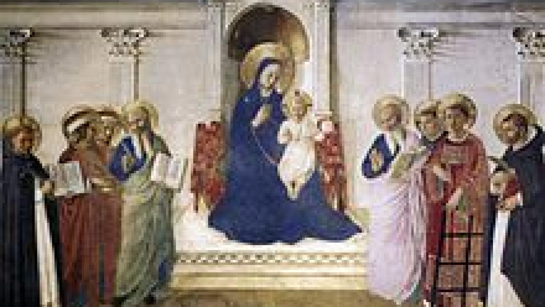 Mary, Sedes Sapientiae ~ Cardinal Newman