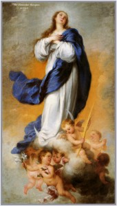 Murrillo's Immaculate Conception
