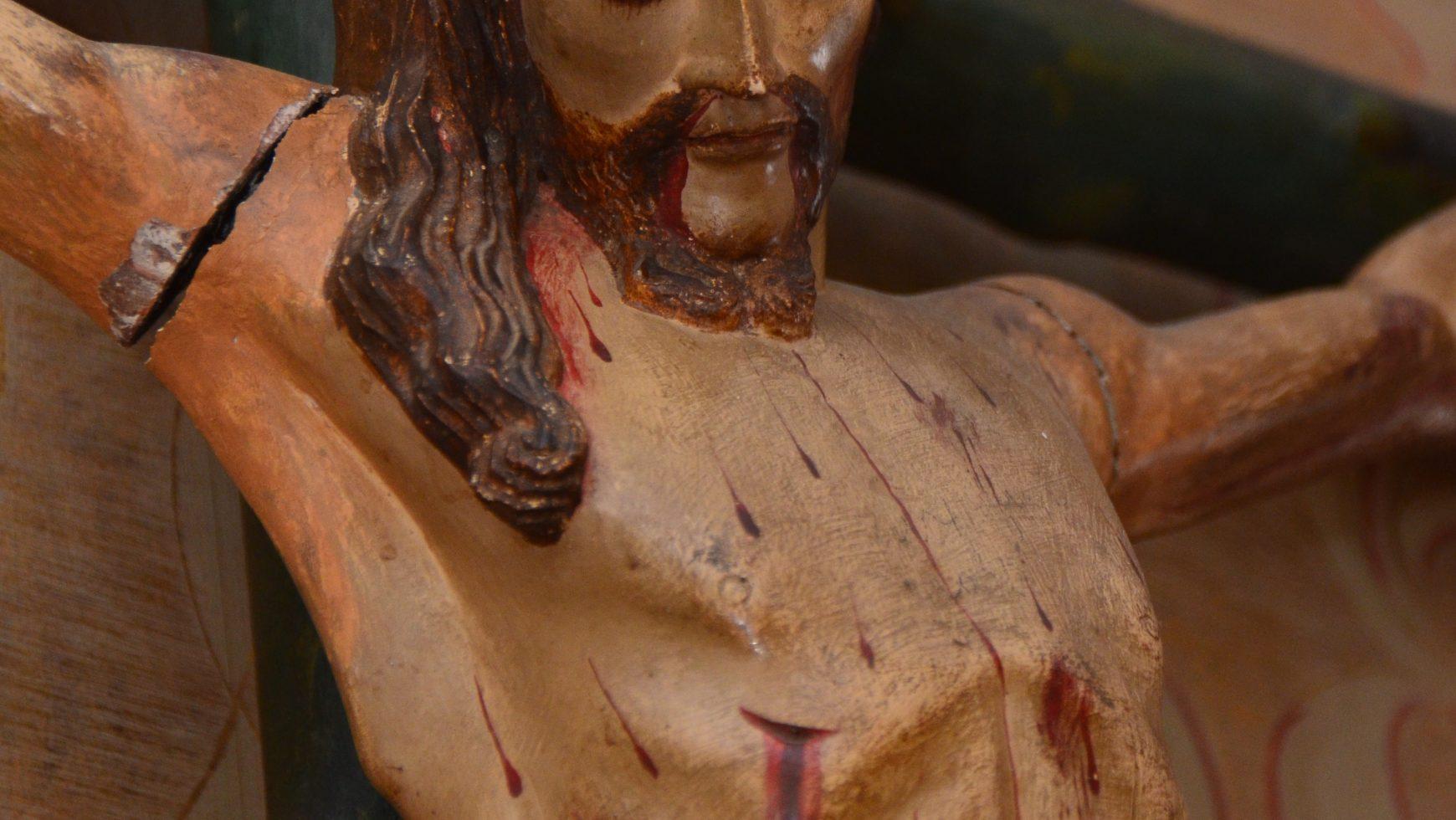 Embracing the Cross ~ Cardinal Newman