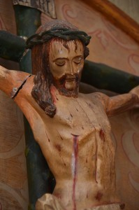Image of Jesus Crucified
