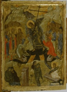 Resurrection, icon