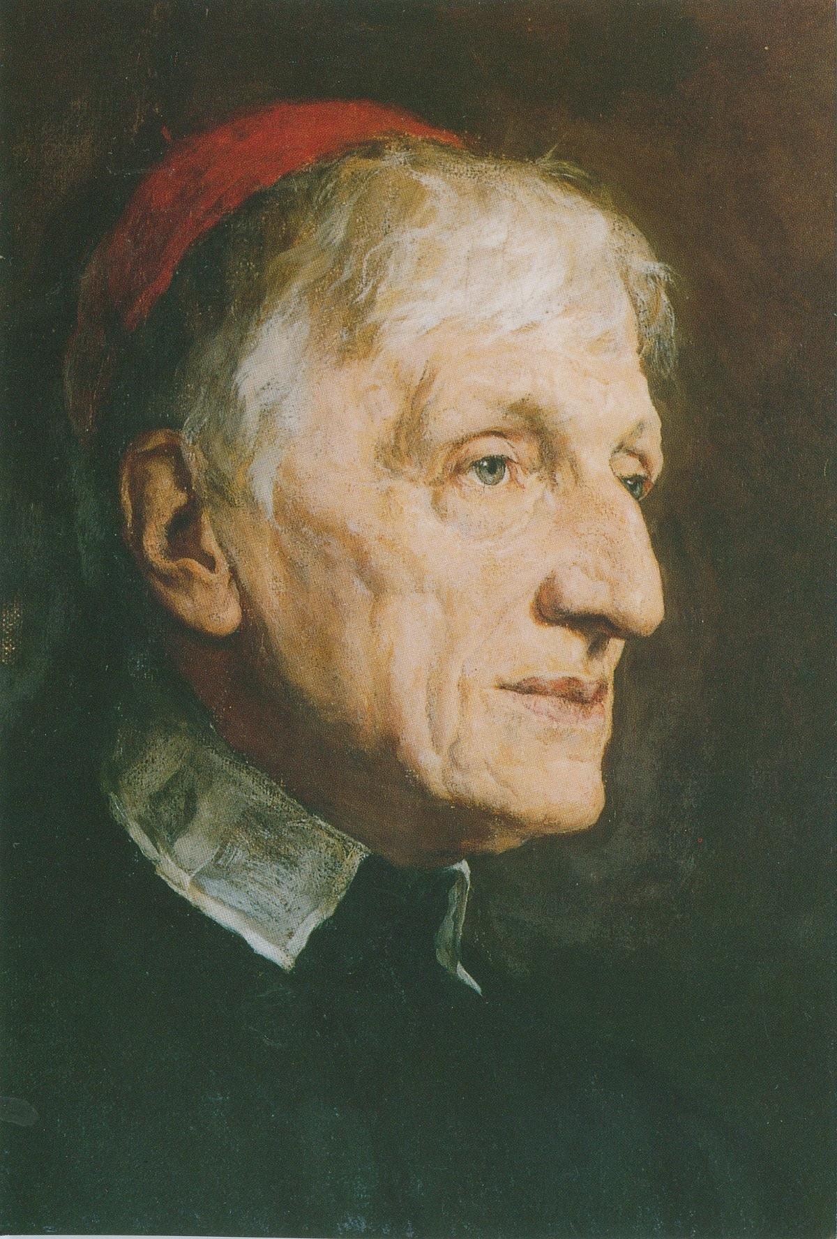 John Henry Newman biglietto speech