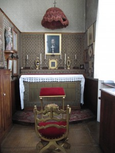 Cardinal's chapel, Copyright Birmingham Oratory, IMG_4652