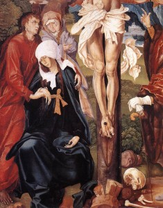 Mary at the Foot of the Cross