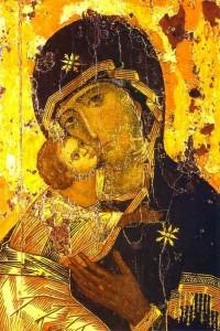 Theotokos, Vladimirskaya