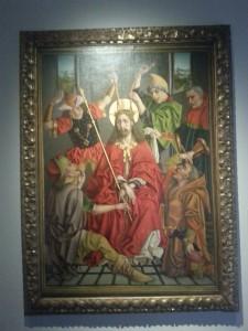 Jesus mocked, El Prado Museum