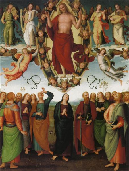 What Is The Meaning Of The Ascension Of Christ Saint Cardinal John Henry Newman Website